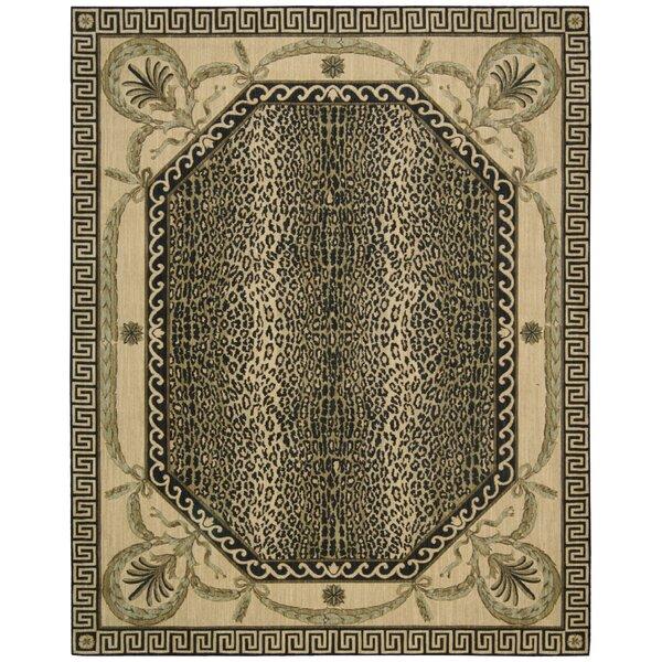 Nourison Vallencierre Multi Animal Print Area Rug U0026 Reviews | Wayfair