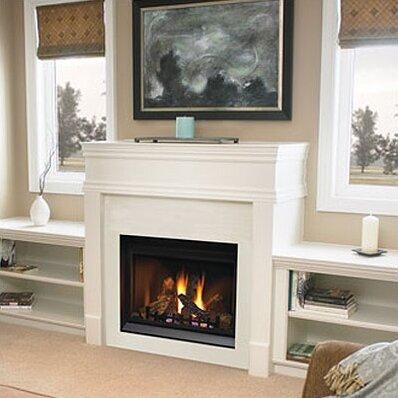 Napoleon Clean Face Direct Vent Wall Mount Gas Fireplace U0026 Reviews | Wayfair  Gas Fireplace Vent