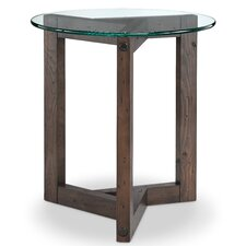 Sharleen Reclaimed End Table by Union Rustic