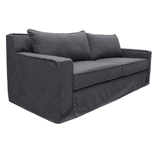 Reviews William Slipcover Loveseat by South Cone Home Reviews (2019) & Buyer's Guide