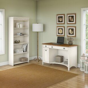 Resaca 2 Piece Desk Office Suite