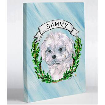 Greenbox Art Here S To Smooth Sailing By Shelly Kennedy Graphic Art On Wrapped Canvas Wayfair