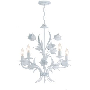 Willa Arlo Interiors Destinie 4-Light Can..