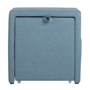 Charter Storage Cube Ottoman by Offex
