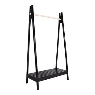 Rayford 94.5cm Wide Clothes Rack By Ebern Designs