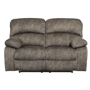 Kanesha Power Reclining Loveseat by Red Barrel Studio