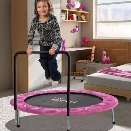 Kids 4' Round Trampoline