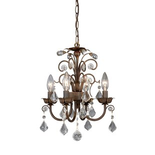 Lark Manor Laux 4-Light Ca..