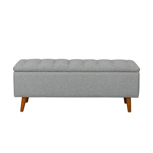 Find Dietz Upholstered Storage Bench By George Oliver