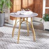 Laraine Wicker/Rattan Bistro Table