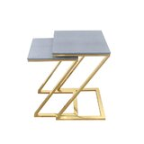 Rebekah 2 Piece Nesting Tables by Mercer41