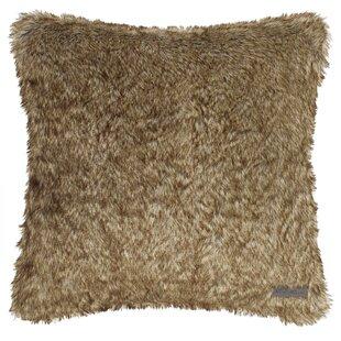 Summit Faux Fur Throw Pillow