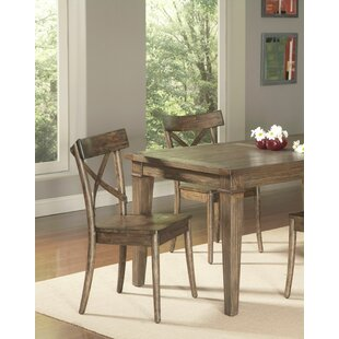 Largo Coronado Solid Wood Dining Chair (Set of 2)