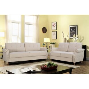 Briscoe 2 Piece Living Room Se..