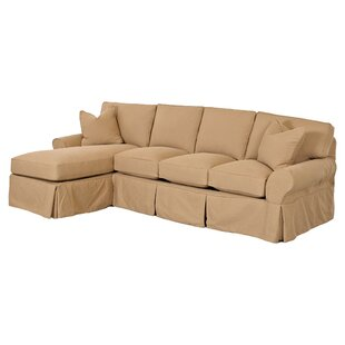 Marie Sectional by Klaussner Furniture