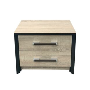 Stalbridge 2 Drawer Nightstand