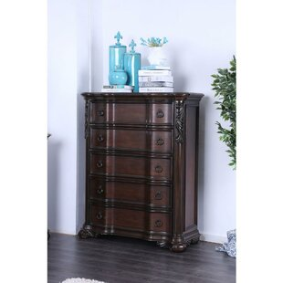 Trevin 5 Drawer Chest