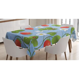 Hadrian Tablecloth By August Grove