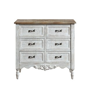 Angustain 6 Drawer Accent Chest