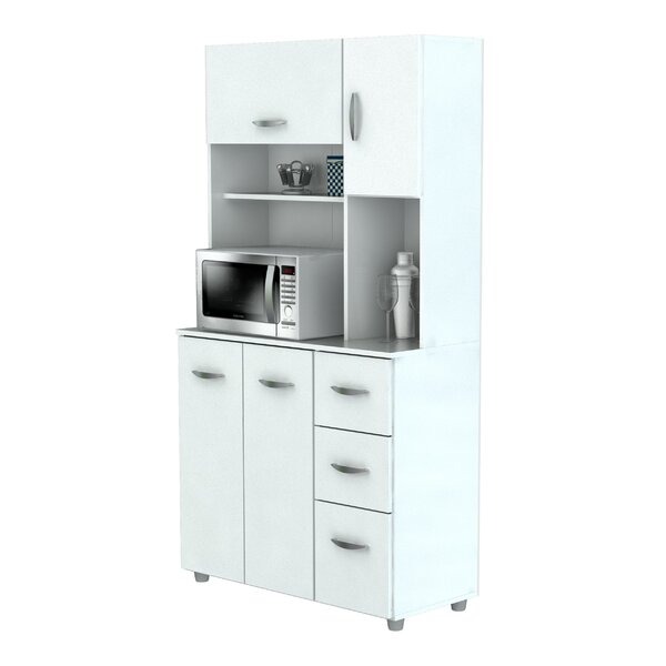 Cool Kitchen Pantry Cabinets Youll Love In 2019 Wayfair Interior Design Ideas Greaswefileorg