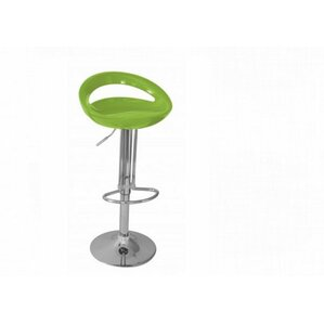 Adjustable Height Swivel Bar Stool (Set of 2) by The Collection German Furniture