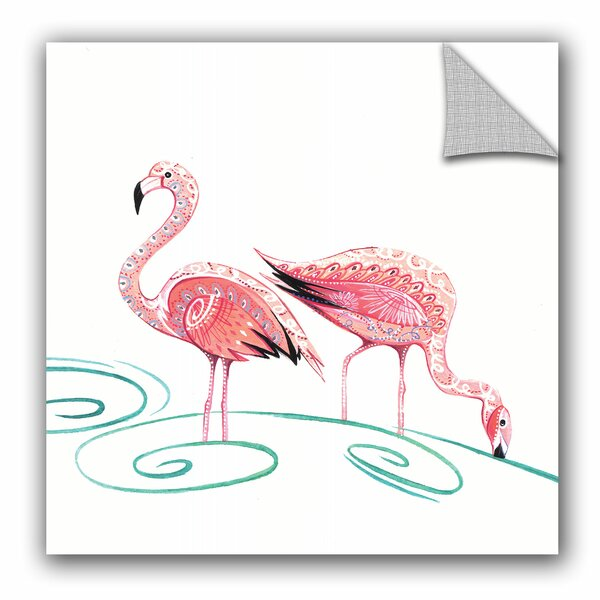 Flamingo Decal Wayfair