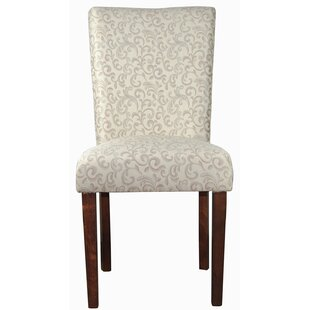 Parsons Upholstered Dining Chair Set of 2 by NOYA USA
