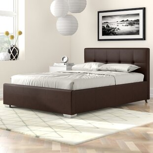 Cedillo Upholstered Ottoman Bed By Hashtag Home