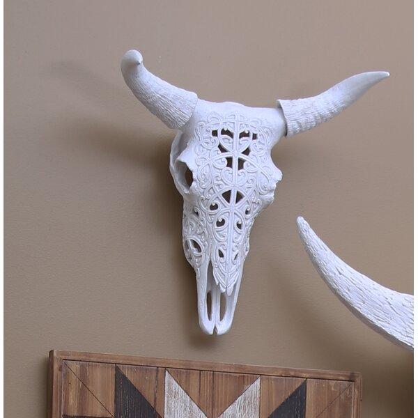 Bull Skull Decor Wayfair