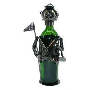 Freeman 1 Bottle Tabletop Wine Rack by Red Barrel Studio