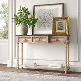 Belichick 52 Console Table by Kelly Clarkson Home