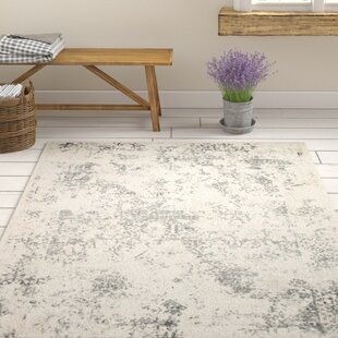 Price Check Olwyn White Area Rug By Ophelia & Co.