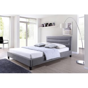 Pavo Upholstered Platform Bed by Ivy Bronx