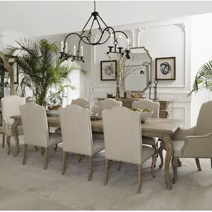 Campania 9 Piece Drop Leaf Dining Set