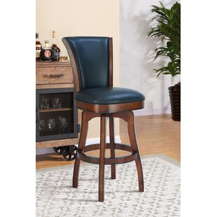 Shockley 26 Swivel Bar Stool Alcott Hill