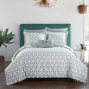 Latitude Run Fuller Reversible Comforter Set