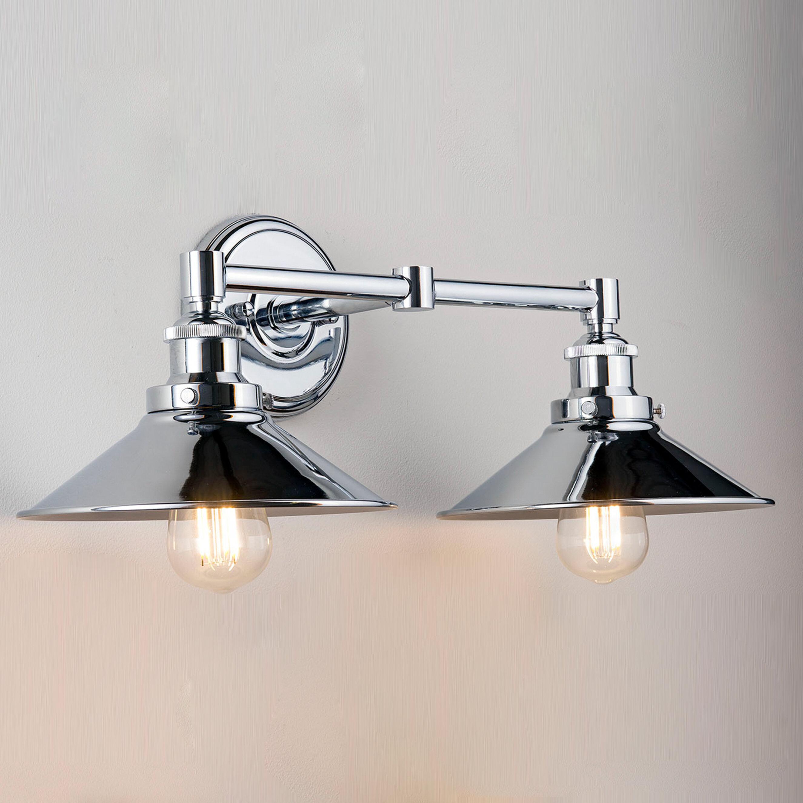 Industrial Vanity Lights You Ll Love In 2021 Wayfair