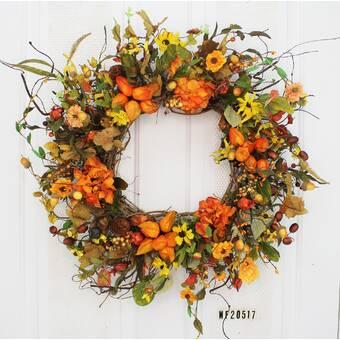 Primrue 24 Foam Wreath Wayfair