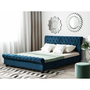 Avallon Upholstered Bed By Willa Arlo Interiors