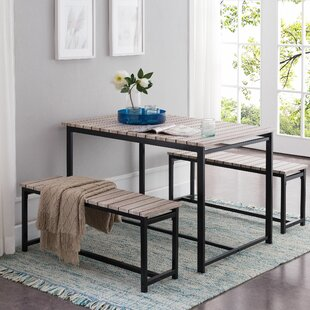 Templeton 3 Piece Dining Set