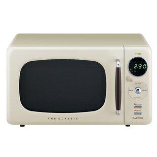 17 0.7 cu.ft. Countertop Microwave by Daewoo
