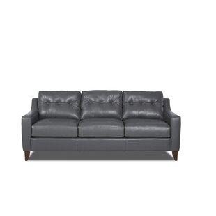 Karra Leather Sofa