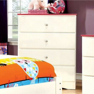 Phinney 4 Drawer Chest by Harriet Bee