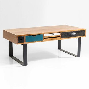 Rene Coffee Table With Storage Space By Bloomsbury Market