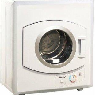 Compact 2.65 cu. ft. Portable Dryer