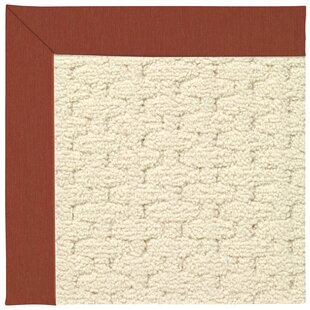 Compare Lisle Off White Indoor/Outdoor Area Rug ByLongshore Tides
