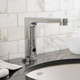 Reviews Serin Deck-Mount Single Hole Bathroom Faucet Less Handle ByAmerican Standard