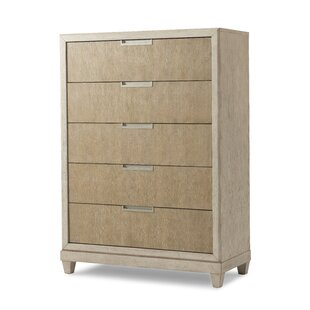 Beachcrest Home Smithson 5 Drawer Chest