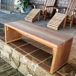 Rosecliff Heights Montserrat Wooden Pinic Bench