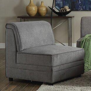 A&J Homes Studio Bois Slipper Chair